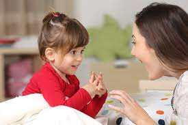 Advice for parents of children who stutter