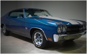 Mechanical Art Works: Best Muscle Cars of All Times