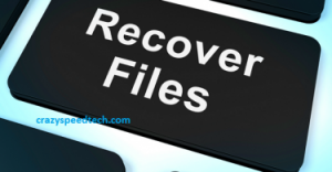 Recover shift deleted files windows 8.1/7/10